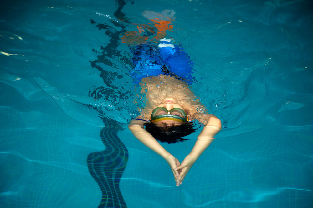 Oakville private swim classes
