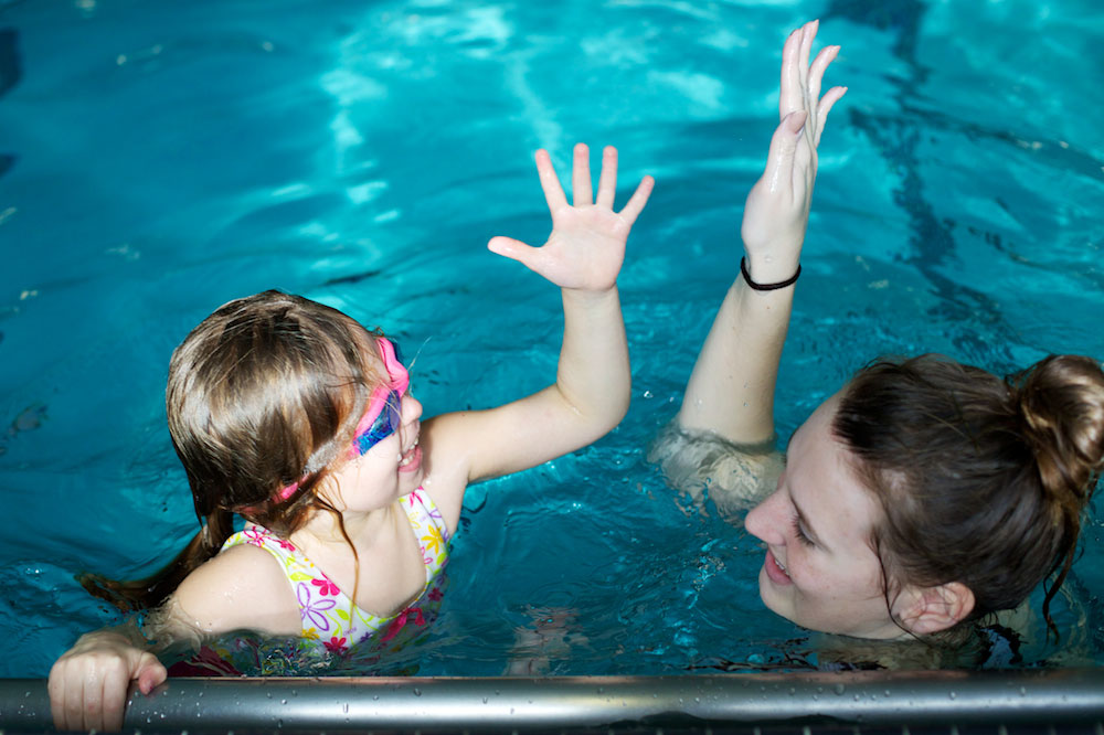 Oakville swim classes